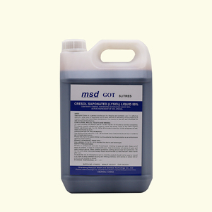 Popular security cresol disinfectant antiseptic disinfectant with high quality