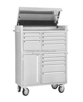 Workshop Rolling Best Tool Cabinet With Drawers/wheels
