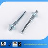 galvanized carbon steel flat head round clevis selloc pins