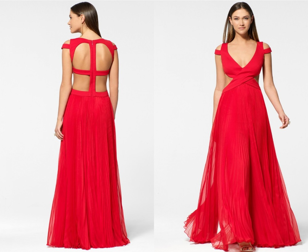 Cheap Simple Red Evening Gown, find Simple Red Evening Gown deals on ...