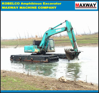 China Cheap Price Kobelco Sk200,Sk210,Sk250,Sk260,Sk270 River Dredge  Excavator For Sale,Ce,Iso,Epa,Sgs,Model:max200sd - Buy Swamp Excavator For