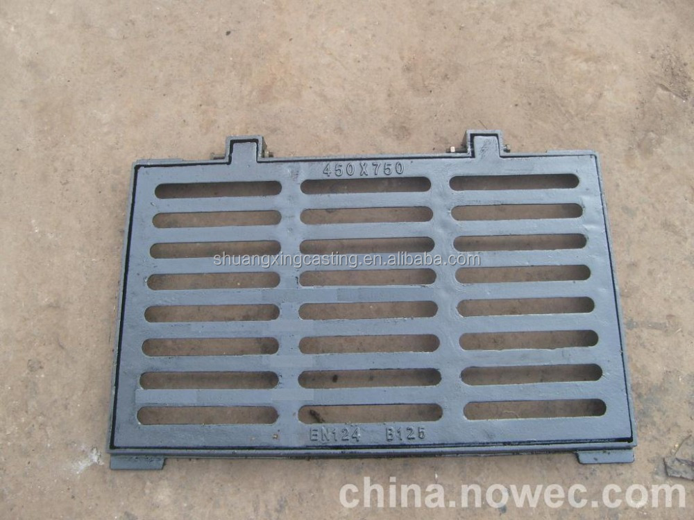 casting iron drainage iron perforated strainer