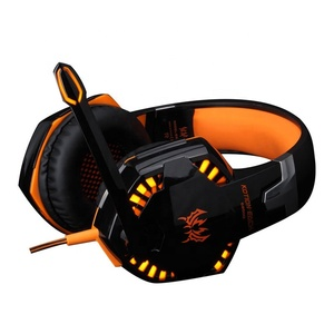 3.5mm/USB Wired  Headphones Gaming Headset with Mic G2000