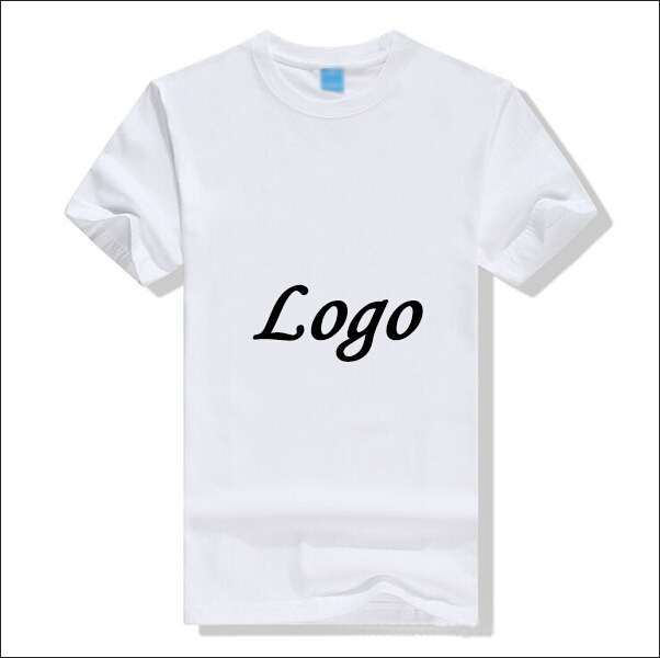 100% Cotton Fashion T-shirt Custom Blank T-shirt