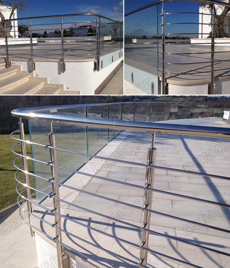 Wood Balustrades And Handrails Balcony Balustrade Design