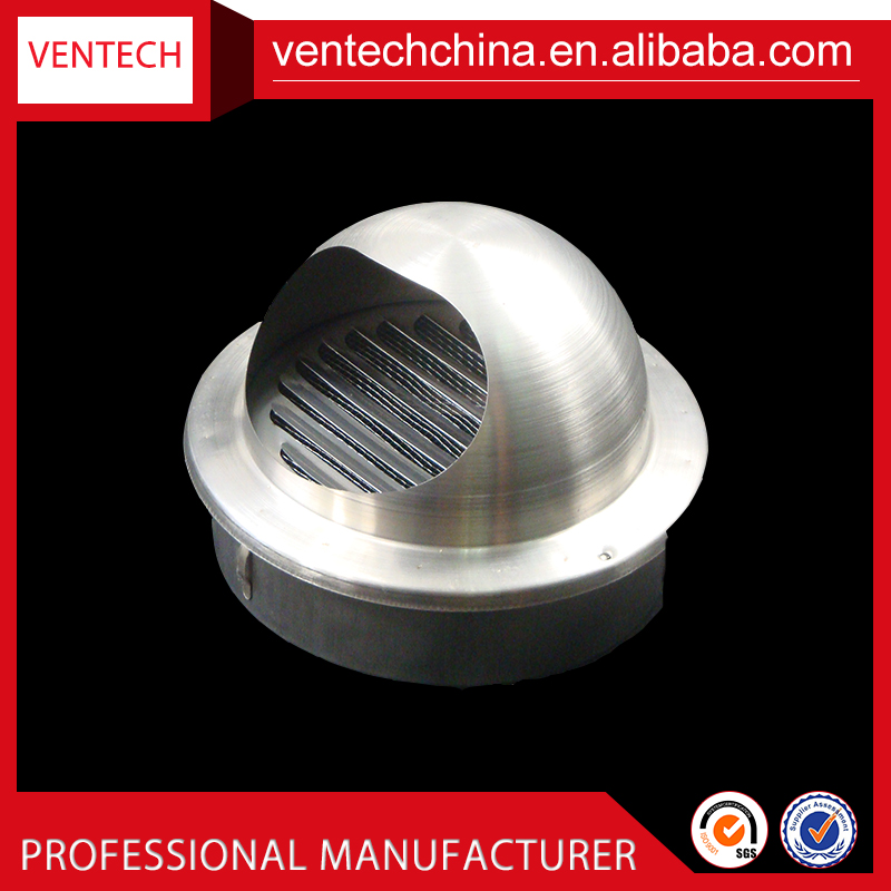 china suppliers stainless steel exhaust waterproof air vents