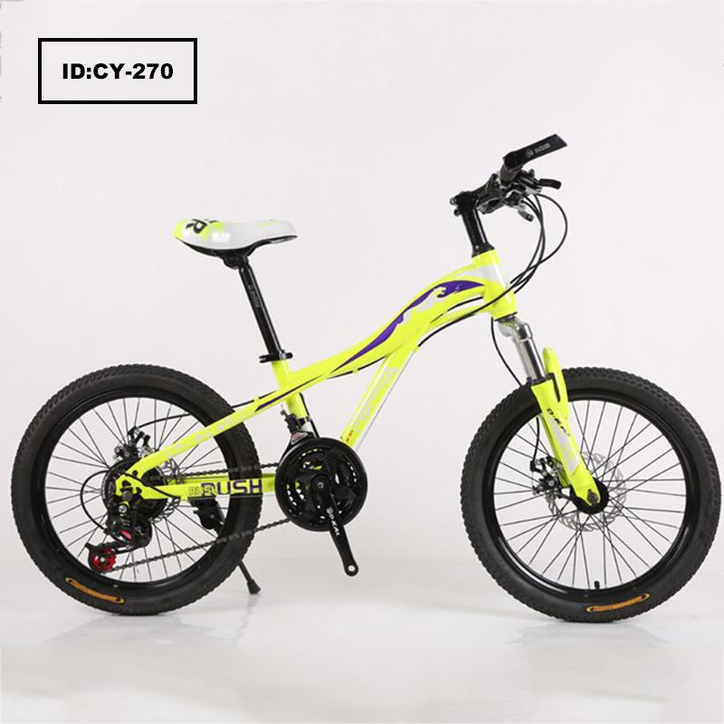 Child 20 Inch Mountain Bike Boys Bikes Steel Material Child Mountain ...