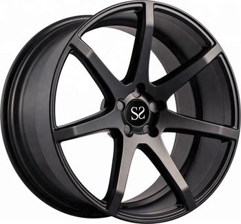 Black Full Coating Machine Edge 20 Inch Rims 114 3 Aftermarket Forged Wheels For Sale Buy Black Wheels 20 Inch Wheels Aftermarket Wheels Product On