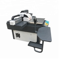 Latest New Design Automatic uv flatbed printer for sale