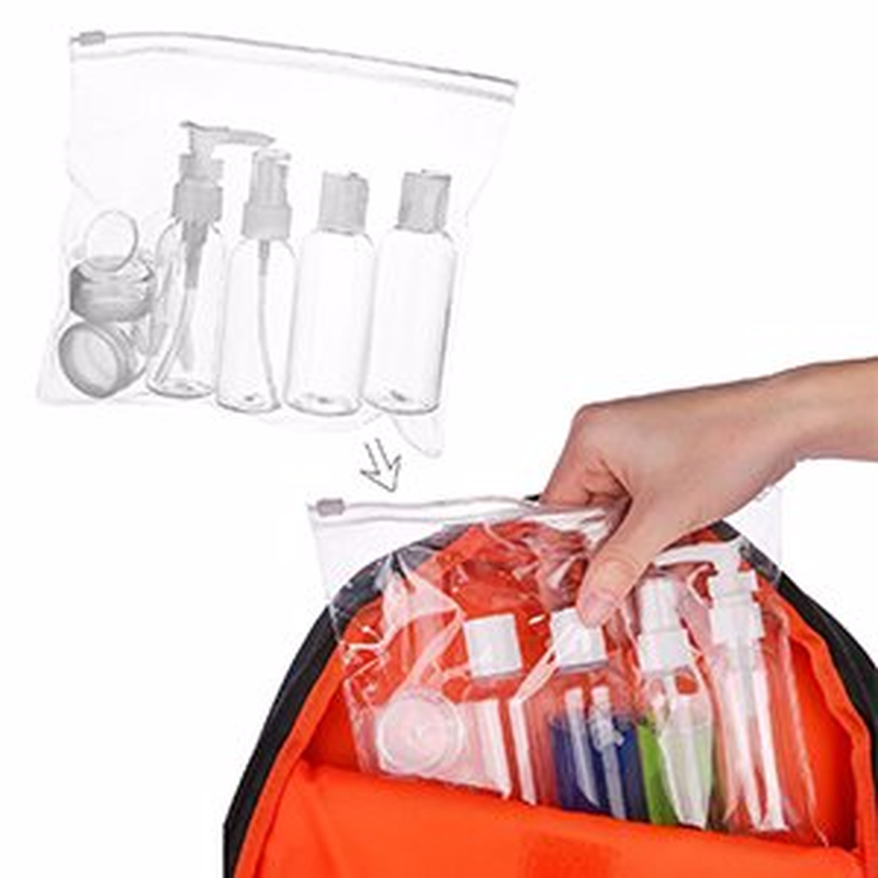 new products 2020 Nylon ladies/men cosmetic makeup bags waterproof travel toiletry bag