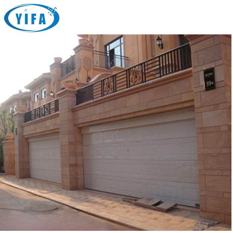 galvanized steel automatic garage <strong>door</strong> from yifa construction company