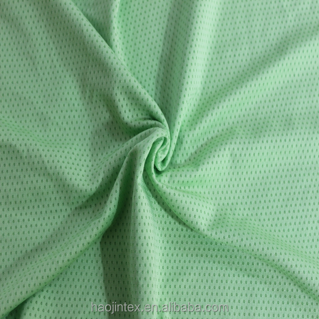 Factory direct high-quality wholesale colourfast cheap 100%polyester breathable stretch flexible soft mash fabric