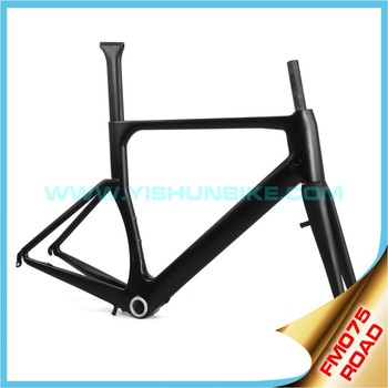 Great Yishunbike 700C Road Light Frame Bike Frame Carbon Bicycle Frames From