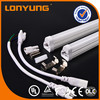 DLC ETL Integrative tube T5 retrofit fluorescent fixture 12 volt led light fixtures t5 led tube 1500mm