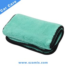 Wholesale 1200GSM 40x60cm Thick Plush Microfiber Car Towel Bath Kitchen Sports Cleaning Towels