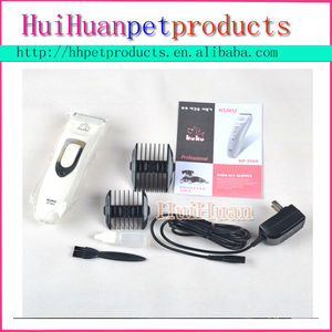 Wholesale pet grooming products trimmer electric machine dog hair cutter