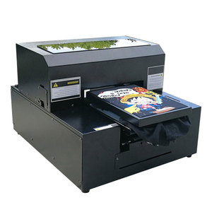 Hot sales dtg printer for any color fabric t-shirt printing