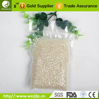 moisture resistant moisturem proof pa/pe mixed plastic pouch clear food packaging 5kg vacuum rice bag