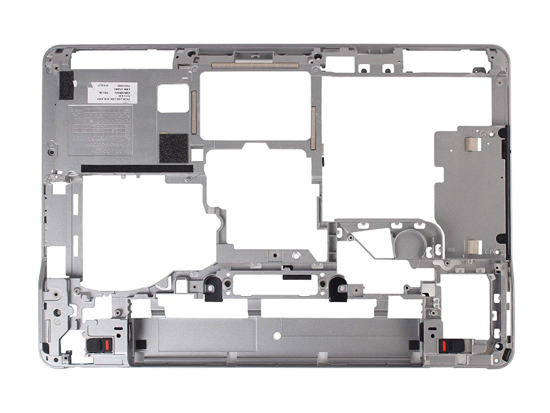 Asunflower Laptop Bottom Case Base Cover for DELL LATITUDE E6440 - Silver