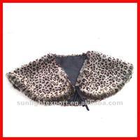 faux fur rbbit wedding shawl