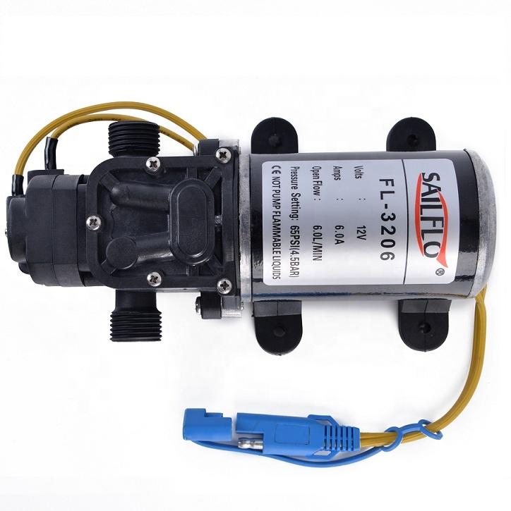 sailflo 12v 6lpm outing lpg gas portable hot water heater pump rh alibaba com
