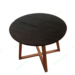 Superior Quality Black Modway Track Circular Dining Table