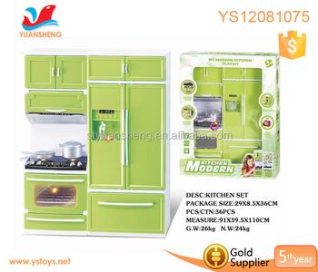 Best Price Pretend Play Kitchen Set Toys Kitchen Toy For Girls
