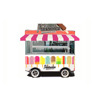 New Arrival Electric Outdoor Mobile Ice Cream Cart Fast Food Truck For Sale