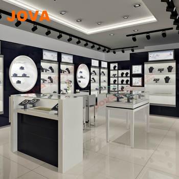 Luxury High-grade Interior Design Ideas Jewellery Shops With ...