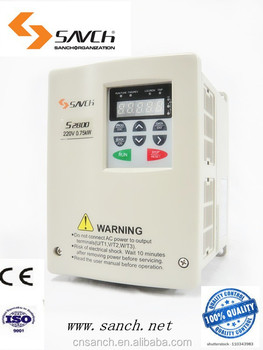 (agent required)energe saving 0.75Kw~15Kw 380v AC/DC ac drive inverter for santoni seamless machines