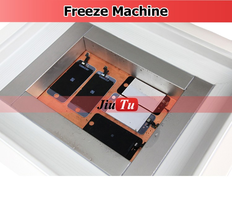 220V/110V LCD Freezing Separator Machine Touch Screen Frozen Separator for Smartphone LCD Display Refurbishment