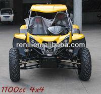 gasoline/pertrol kart 1100CC 4X4 Chery Engine beach bugguy /dune buggy