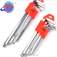 Ball Point End Head Allen Key Hex wrench