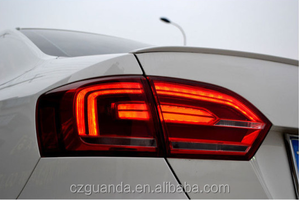 LED Tail Lamp For VW New Jetta HYBRID