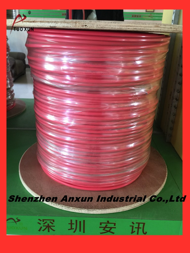 Fire Alam Cable 2*1.0mm sq. Drain insulated and sheathed wires,13 years cable manufacturer in China