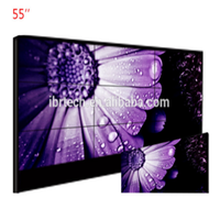 "Seamless LCD video wall 55"" LCD TV wall LTI550HN12"