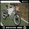 Enduro ebike, full suspension 24 inch 48v 1000w full size electric motorcycle