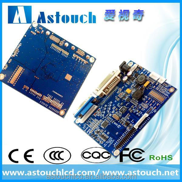 China Lcd Control Board Industrial Ad Board For Atm Repairs And ...