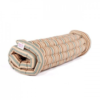Double Coffee Roll Up Bed