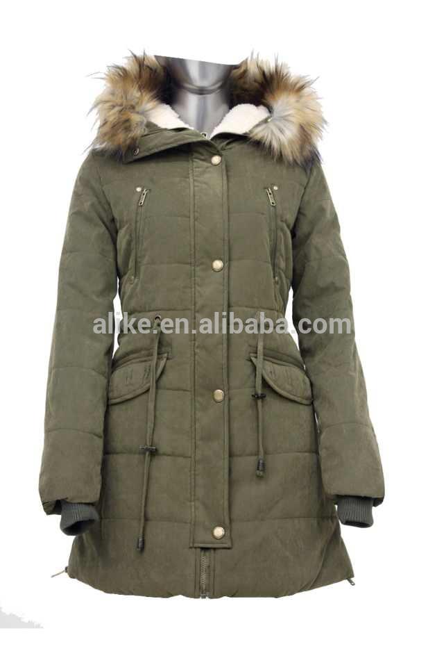 b857d74fa9a de piel real parka con capucha chaqueta de invierno para niñas nuevo  chaqueta de moda