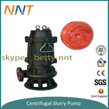 submersible pond /river sand extraction machine slurry pump