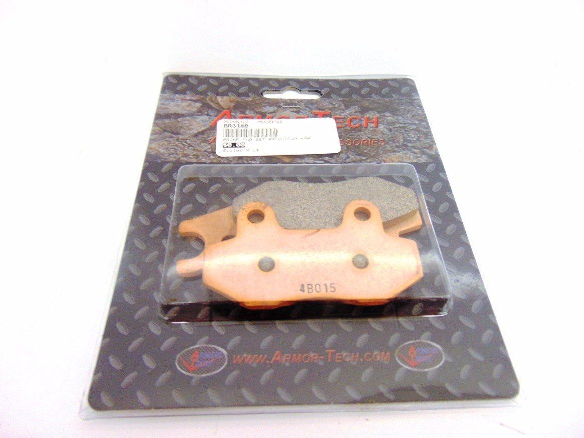 Front Right Brake Pads Yamaha 06-09 YXR 450 04-07 660 08-13 700 Rhino