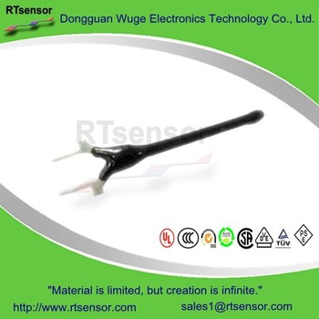 Alibaba Escrow Epoxy Resin Encapsulation Ntc Thermistor Temperature Sensor  For Fire Alarm,Directly Mount On Pcb Epoxy Dipping - Buy Temperature