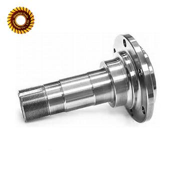 Machining Custom Lathe Shaft Axle Trailer 304 Stainless Steel Diy Cnc  Spindle - Buy Cnc Lathe Spindle,Trailer Axle Spindle,Diy Cnc Spindle  Product on