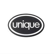 Kustom Dicetak Bening Transparan Diri Perekat Label Stiker