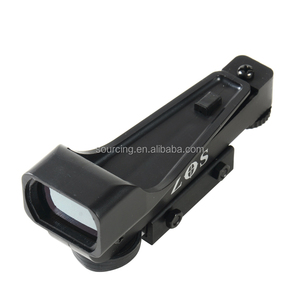 Optical 1X20X30 Reflex Wide View Airgun 10mm Weaver Rail Mounts Electro Red Dot Sight