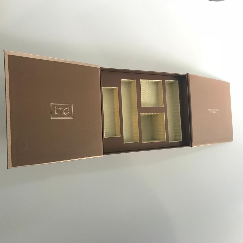 simple kraft paper box hit kraft box Eco-Friendly kraft box packaging