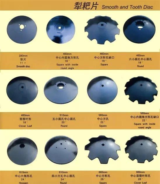 Disc Harrow Replacement Blades : Plow disc blade inch buy