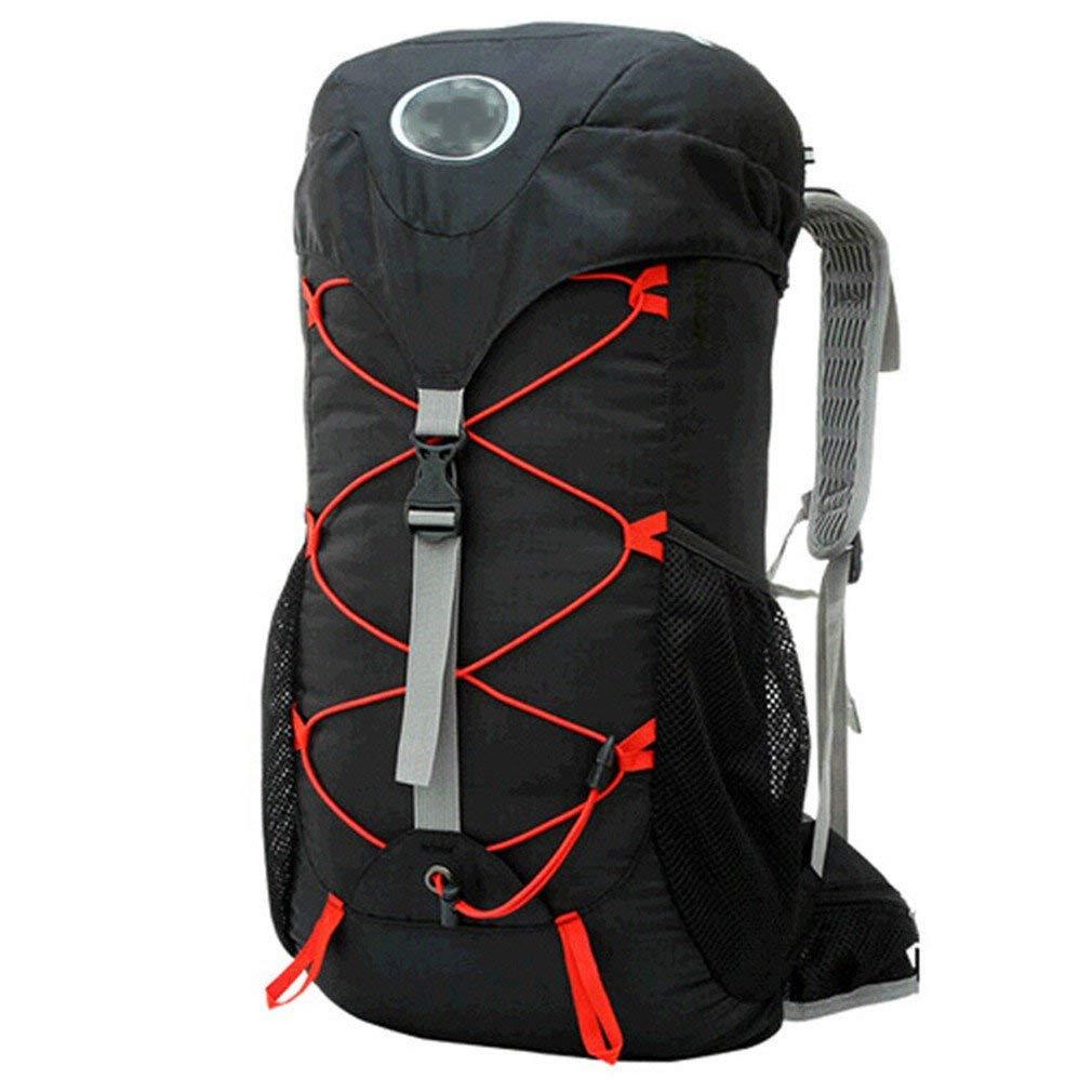 KEXKL Outdoor Backpack Camping Sports Riding Rucksack Bicycle Women Men Wateproof Backpacks Nylon Hiking Bag Xa552yl