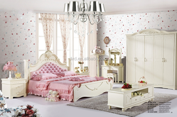 French style bedroom for girls images - Habitaciones de princesas ...